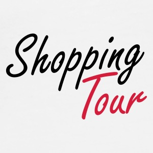 Shopping Tour - Männer Premium T-Shirt