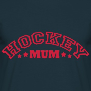 'Hockey Mum' Sweat-shirt à capuche Femme - T-shirt Homme