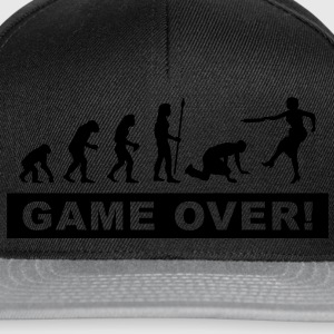 evolution_marriedlife1 T-paidat - Snapback Cap