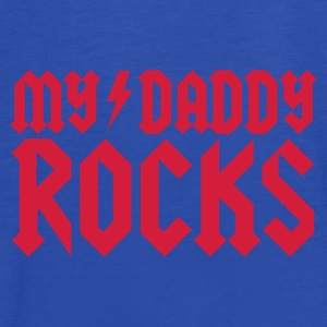 My Daddy rocks Accessoires - Frauen Tank Top von Bella