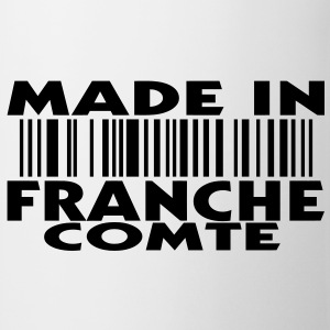 made in FRANCHE COMTE (1c) T-shirts - Tasse