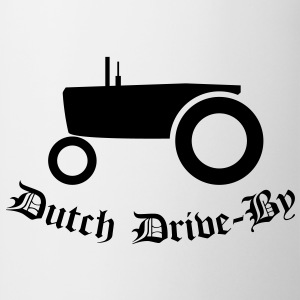 Dutch Drive-by T-skjorter - Kopp