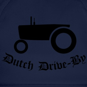 Dutch Drive-by T-skjorter - Baseballcap