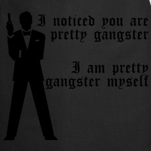 Pretty Gangster Tee shirts - Tablier de cuisine