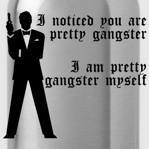 Pretty Gangster Tee shirts - Gourde