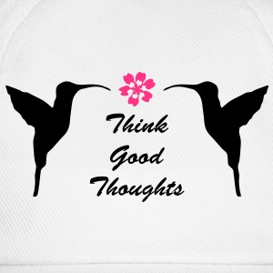 Think Good Thoughts - Basebollkeps