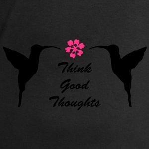 Think Good Thoughts Taschen - Men's Sweatshirt by Stanley & Stella