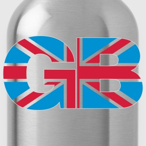 London  | GB | UK | England T-Shirts - Trinkflasche