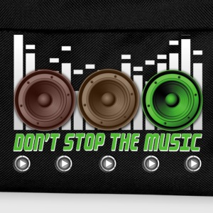 DON'T STOP THE MUSIC - Sac à dos Enfant