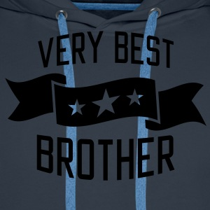 Very best Brother T-Shirts - Mannen Premium hoodie