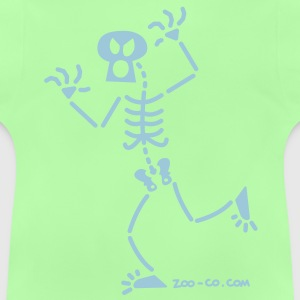 Skeleton Frightening Kids' Tops - Baby T-Shirt