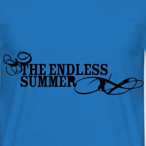 Endless Summer Kookschorten - Mannen T-shirt