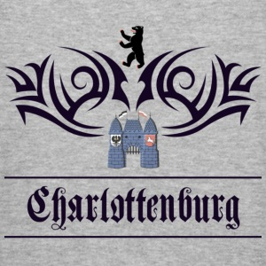 charlottenburg_tribal Jacken - Männer Slim Fit T-Shirt