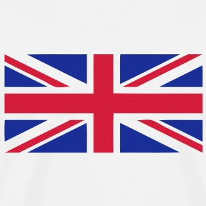flag english drapeau anglais union Jack Sweat-shirts - T-shirt Premium Homme