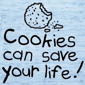 Cookies can save your life Babybody - Singlet for kvinner fra Bella