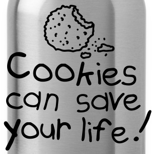 Cookies can save your life Babybody - Drikkeflaske