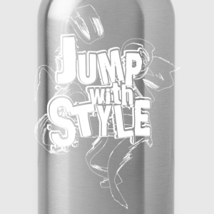 jump with style T-Shirts - Gourde
