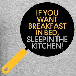 Breakfast In Bed 1 (2c)++ Sweaters - slim fit T-shirt