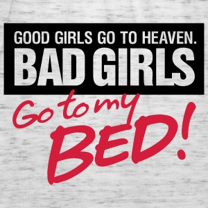 Bad Girls 2 My Bed 2 (2c)++ Bluzy - Tank top damski Bella