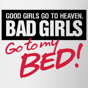 Bad Girls 2 My Bed 2 (2c)++ Sacs - Tasse