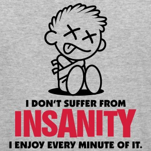 Insanity 2 (2c)++ Sweat-shirts - Tee shirt près du corps Homme