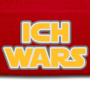Ich wars | Ich war es T-Shirts - Winterhue