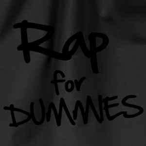 Rap for Dummies T-skjorter - Gymbag