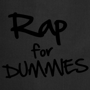 Rap for Dummies T-shirts - Förkläde