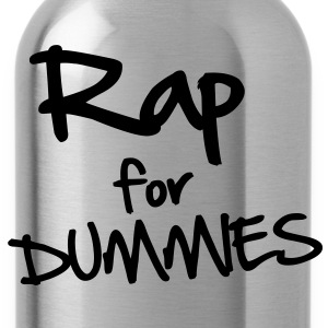 Rap for Dummies T-shirts - Drikkeflaske