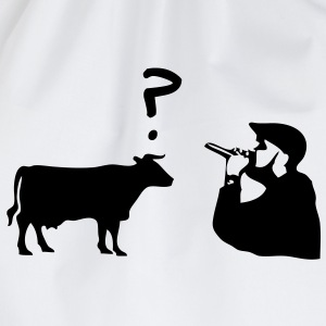 Rap Cow T-shirts - Sportstaske
