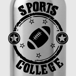 Sport college le Footbal americain - Gourde