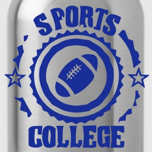 Sport college le football americain - Gourde