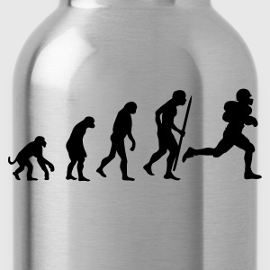 Evolution American Football Kinder T-Shirts - Trinkflasche