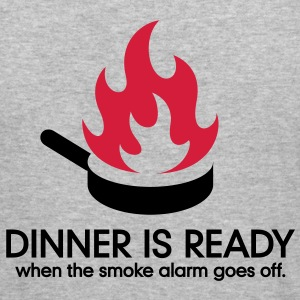 Dinner Is Ready 1 (2c)++ Sweat-shirts - Tee shirt près du corps Homme