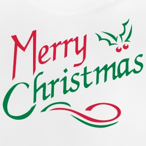 Merry Christmas Kinder T-Shirts - Baby T-Shirt