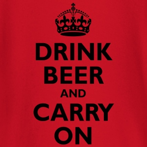 drink_beer_and_carry_on T-Shirts - Baby Long Sleeve T-Shirt