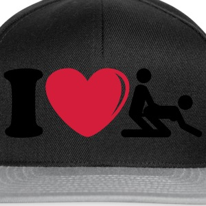 i_love_sex_2c T-shirts - Snapback cap