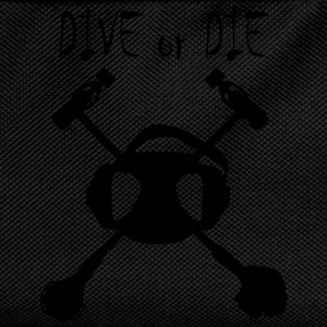 Dive Or Die Polo Shirts - Kids' Backpack
