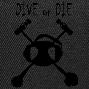 Dive Or Die Polo Shirts - Snapback Cap