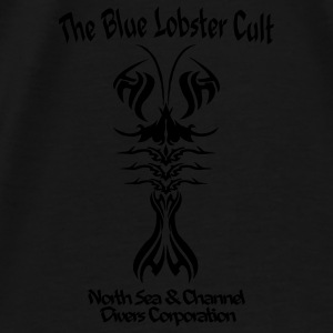 The Blue Lobster Cult Bags  - Men's Premium T-Shirt