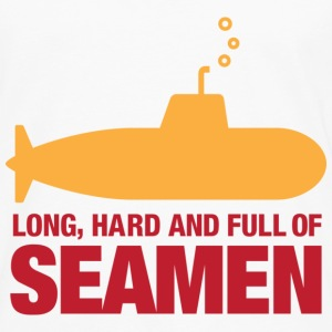 Full Of Seamen 3 (dd)++ T-Shirts - Men's Premium Longsleeve Shirt