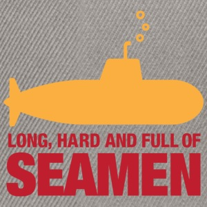 Full Of Seamen 3 (dd)++ Sweatshirts - Snapback Cap