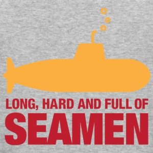 Full Of Seamen 3 (dd)++ Sweatshirts - Herre Slim Fit T-Shirt