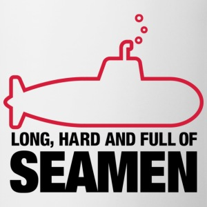 Full Of Seamen 2 (dd)++ T-shirts - Kop/krus