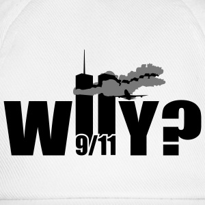 WHY | NY | World Trade Center | 9/11 T-Shirts - Baseballkappe