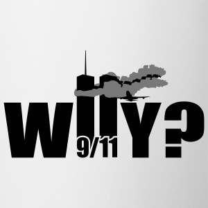 WHY | NY | World Trade Center | 9/11 T-Shirts - Tasse