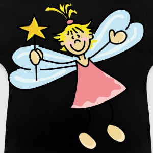 Little Magic Fairy Barntröjor - Baby-T-shirt