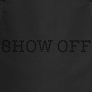 Show Off T-shirts - Keukenschort