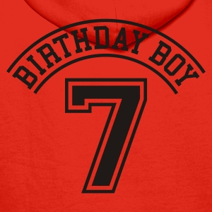 Birthday Boy 7 Kinder T-Shirts - Männer Premium Hoodie