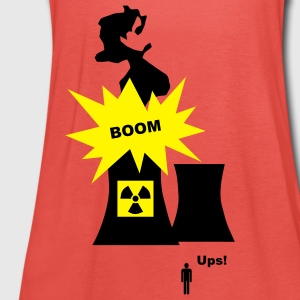 Nuclear Energy - Atomenergie T-Shirts - Women's Tank Top by Bella